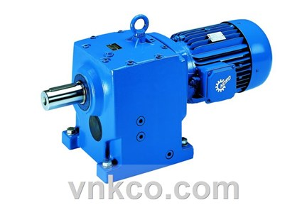 GEARED MOTORS UNICASE Helical Foot series