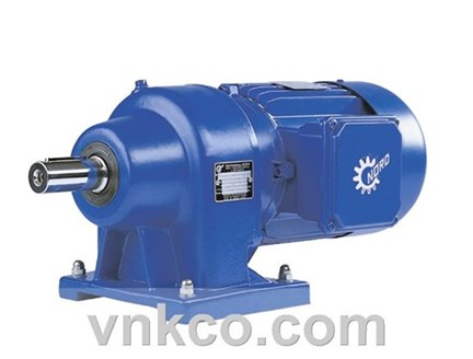 MOTOR GIẢM TỐC NORD - GERMANY LOẠI GEARED MOTORS - STANDARD Helical Series